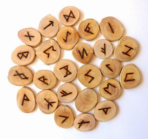 adivinación con runas